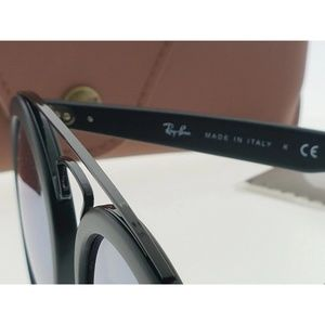 ded51ada9d Ray Ban Accessories - Ray Ban RB4256-6253B8-46 Gatsby Unisex Black Frame